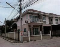 บ้านแฝดหลุดจำนอง ธ.ธนาคารกรุงไทย บางคูรัด บางบัวทอง นนทบุรี