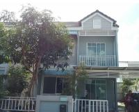บ้านแฝดหลุดจำนอง ธ.ธนาคารกรุงไทย บ้านใหม่ ปากเกร็ด นนทบุรี
