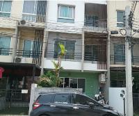 ทาวน์เฮ้าส์หลุดจำนอง ธ.ธนาคารกรุงไทย บางรักน้อย เมืองนนทบุรี นนทบุรี