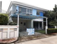บ้านเดี่ยวหลุดจำนอง ธ.ธนาคารกรุงไทย บางแม่นาง บางใหญ่ นนทบุรี