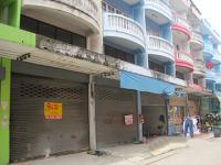 ตึกแถวหลุดจำนอง ธ.ธนาคารกรุงศรีอยุธยา บางคูเวียง บางกรวย จังหวัดนนทบุรี
