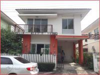 บ้านแฝดหลุดจำนอง ธ.ธนาคารธนชาต บางแม่นาง บางใหญ่ นนทบุรี