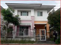 บ้านแฝดหลุดจำนอง ธ.ธนาคารธนชาต บางม่วง บางใหญ่ นนทบุรี